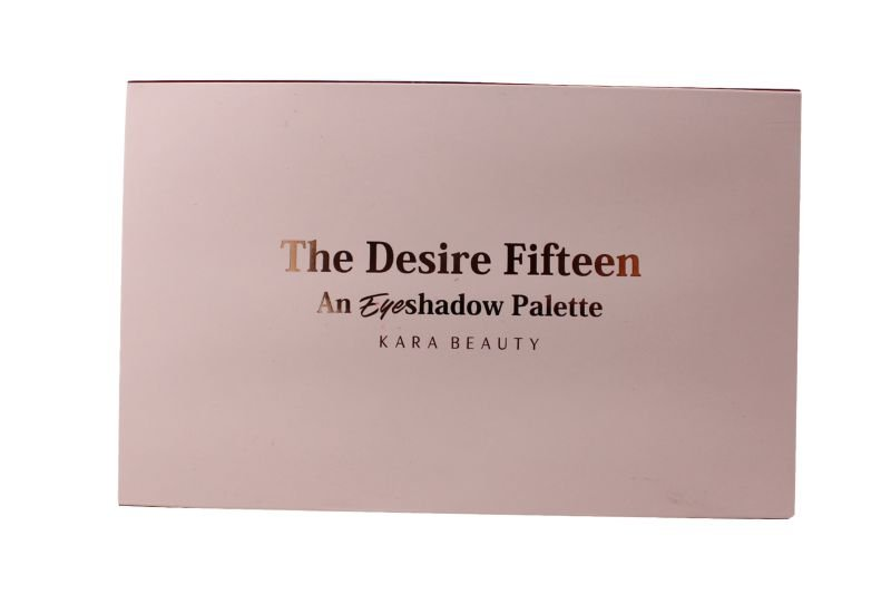 Kara Beauty Eyeshadow Palette Cream The Desire Fifteen - 15 Color (ES33)