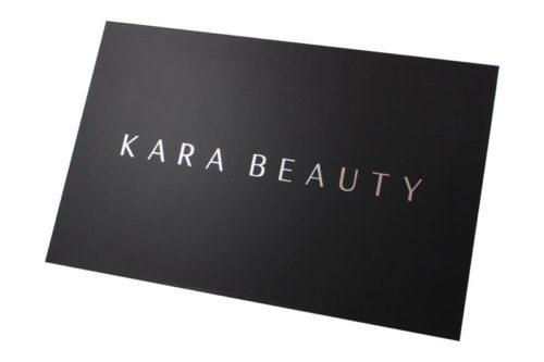 Kara Beauty Eyeshadow Palette Cryolan Smoky Sand - 15 Color (ES23)