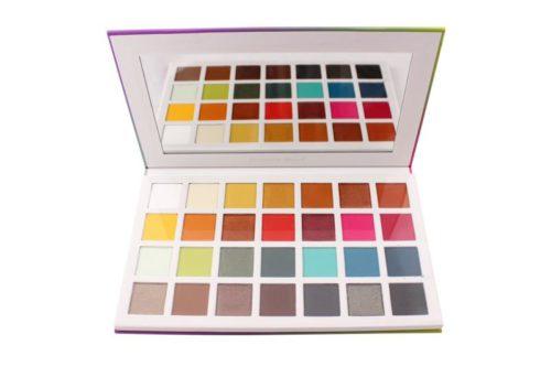Kara Beauty Eyeshadow Palette Vacation Mood - 28 Colors (ES43)