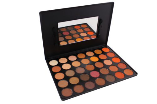 Kara Beauty Shimmer Eyeshadow Palette - 35 Colors (ES04S)