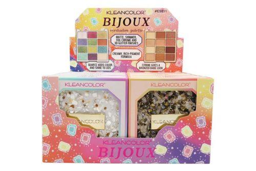 Kleancolor Bijoux Palette I - 12 Color Eyeshadow Palette Display (ES811)