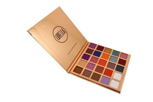 Lurella Cosmetics Eyeshadow Palette - 25 Colors (25-LESP03) (3)