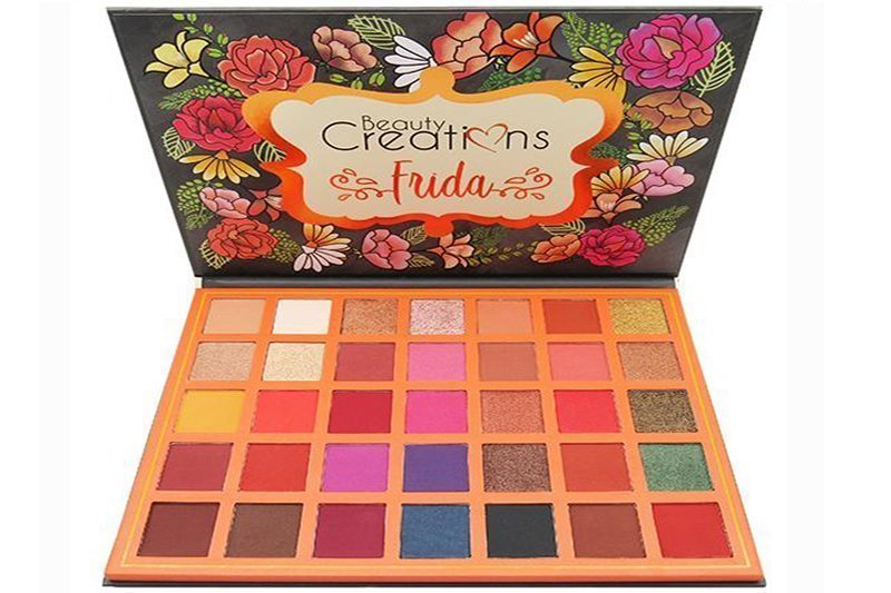 Beauty Creations Eyeshadow 35 Color Pro Palette Frida (BCE15)