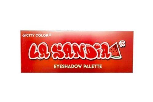 City Color La Sandia Eyeshadow Palette - Display (E-0095)