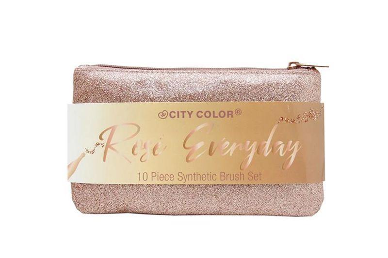 City Color Pro Blend 5 Piece Brush Set (T-0024)