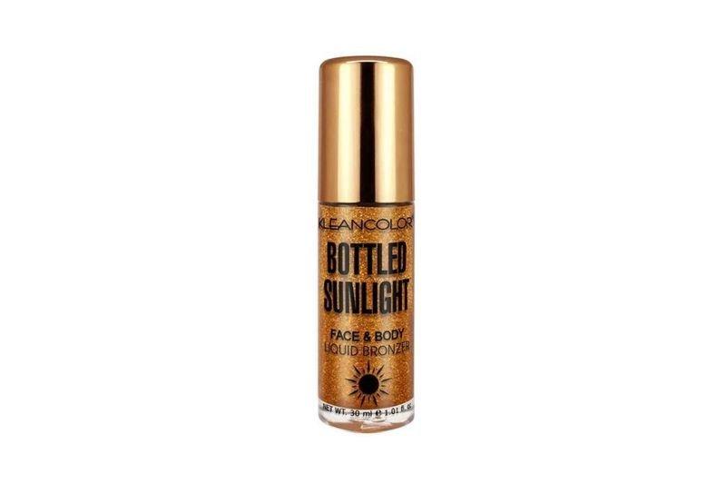 Kleancolor Bottled Sunlight Face & Body Liquid Bronzer Display (BZ1513)