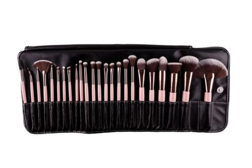 Beauty Creations 24 PC Brush Set Blossom