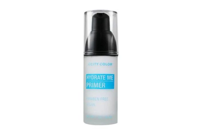 City Color Hydrate Me Primer Display (F-0096)