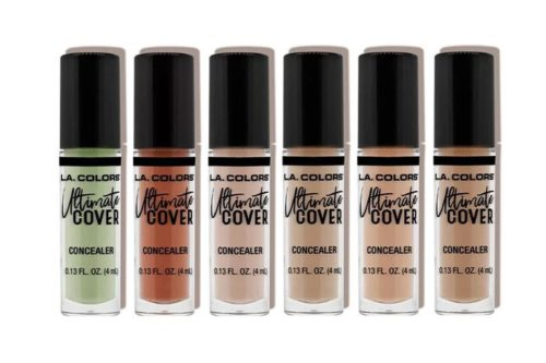 L.A. Colors Ultimate Cover Concealer Display (CAD453)