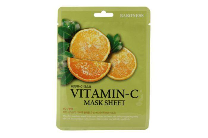 Lunes And Baroness Facial Sheet Mask Set
