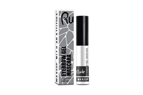 Rude Cosmetics Eyebrow Gel Mascara - Clear (RC-87986)