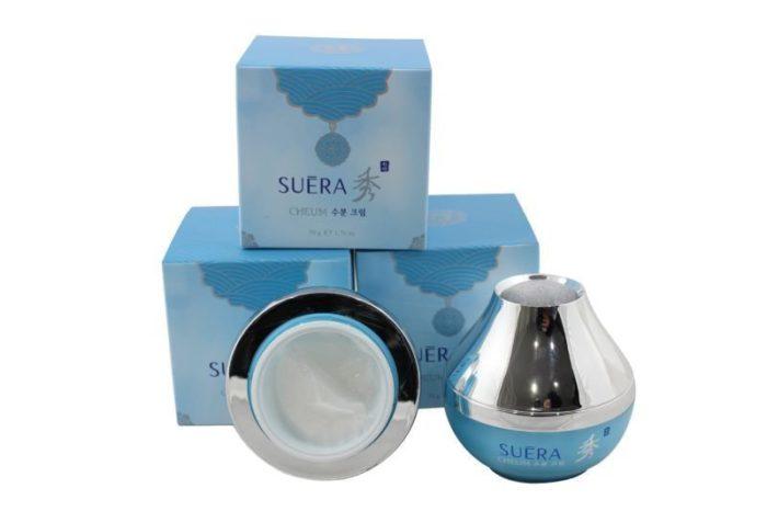 Suera Cheum Aqua Cream Moisturizing Face Cream 50g1.76 oz Korea Skincare