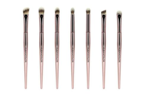 Kleancolor Stop & Smell The Roses 7 Piece Eye Brush Set (CBS4)