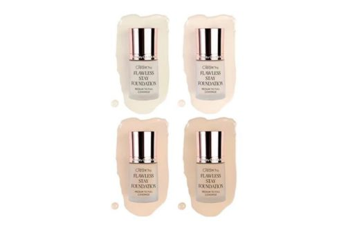 Beauty Creations Flawless Foundations Mixed in 18 Colors (FD18)