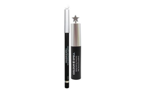 Profusion Colour Spell kohl Eyeliner & Mascara Eye Set - Black (801SET)