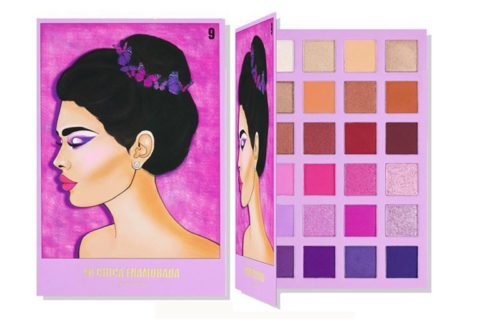 Kara Beauty Eyeshadow Palette La Chica Enamorada –24 color (Es79)