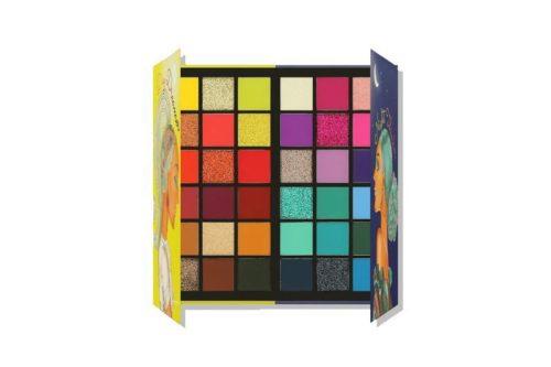 Kara Beauty Eyeshadow Duo Palette Day Dreamer, Night Thinker –36 Color (ES83)