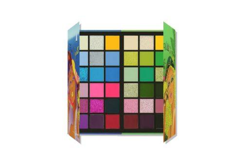 Kara Beauty Eyeshadow Duo Palette Free Spirit, Wild Heart –36 Color (ES82)