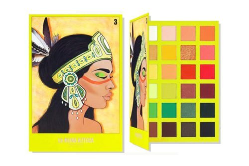 Kara Beauty Eyeshadow Palette La Reina Azteca –24 color (Es77)