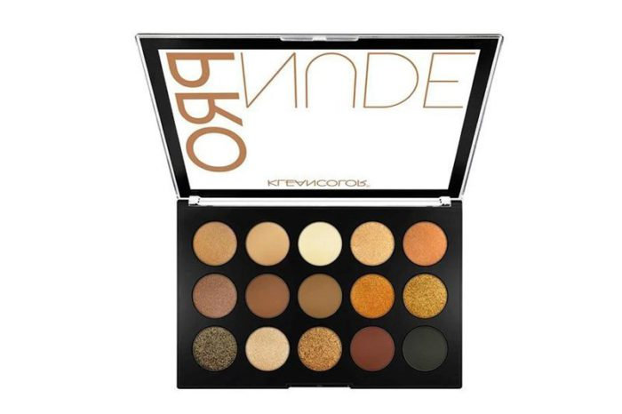 Kleancolor Pro Nude Eyeshadow Palette Display (ES1521)