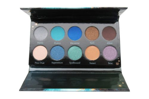 City Color Enchanted Forest 10 Color Eyeshadow Palette Display (E-0111)