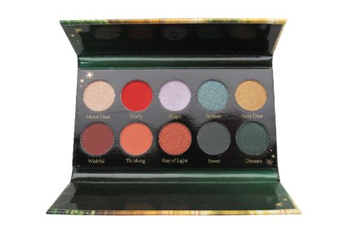 City Color Whymsical Forest 10 Color Eyeshadow Palette Display (E-0112)