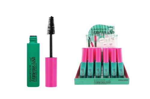 Kleancolor Frameous Lash Avocado Seed Oil Mascara Display (MS1809) (1)