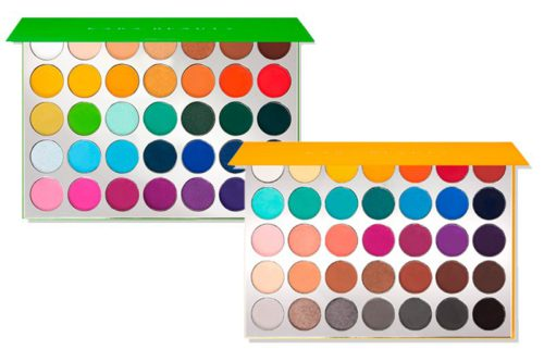 """Kara Beauty Eyeshadow Mix Of 2 Palettes """"Drama Queen (Pro7)"""" and """"Dusk To Dawn (Pro8)"""" – 35 Colors"""