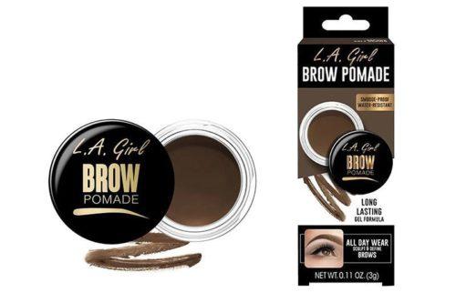 L.A. Girl Brow Pomade Pot - Soft Brown (GBP363)