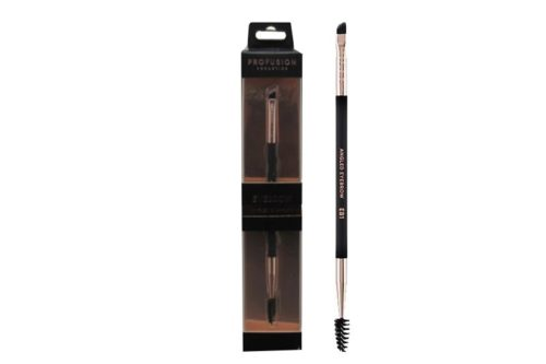 Profusion Dual - Angled Eyebrow Brush (EB1ASET)