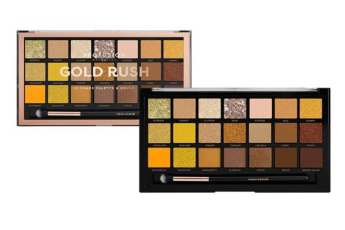 Profusion Gold Rush 21 Palette & Brush (19060-6JSET)