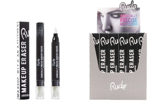 Rude Cosmetics Surgically Precise Makeup Eraser Display (RC-65530)