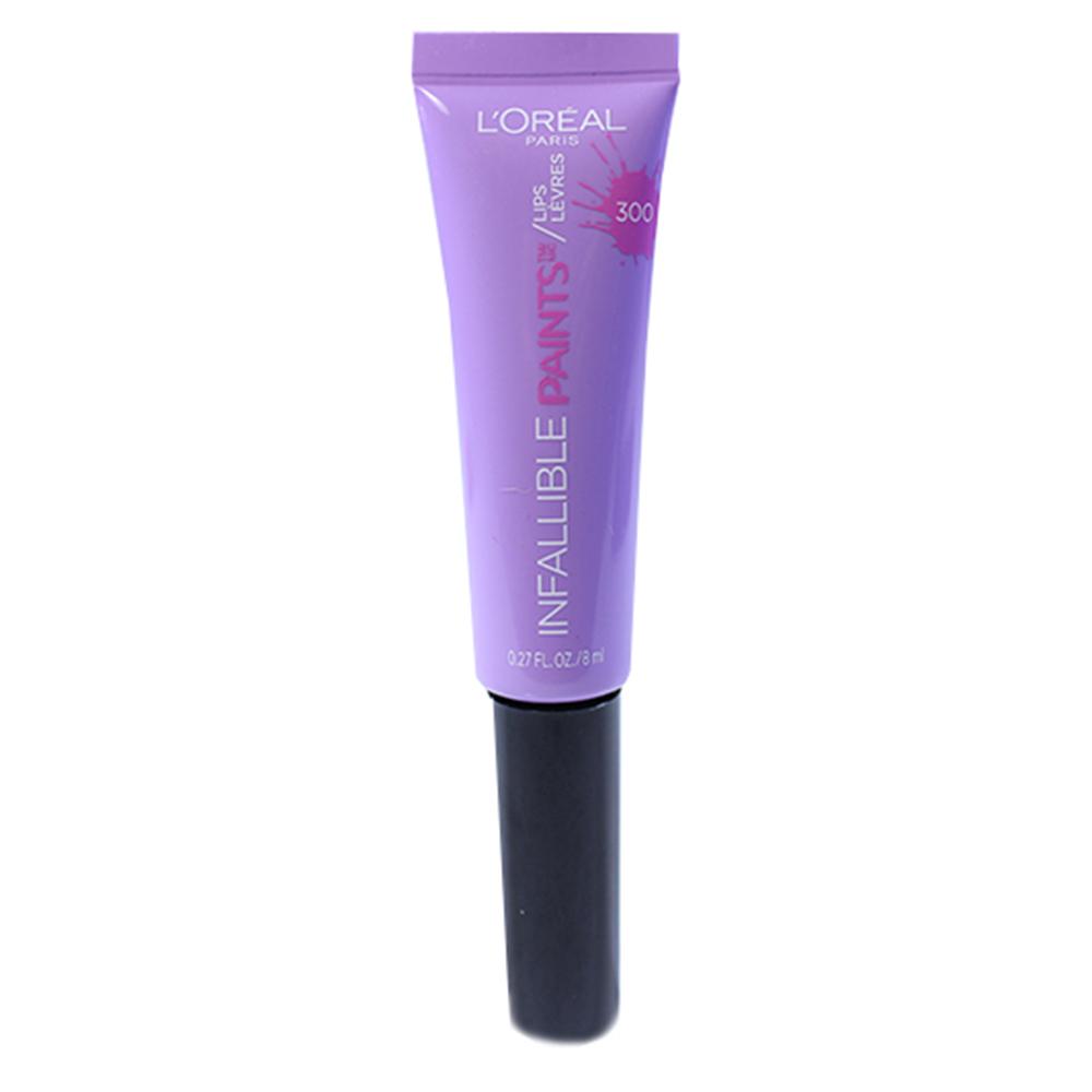 LOréal Infallible Paints Lips Shade 300