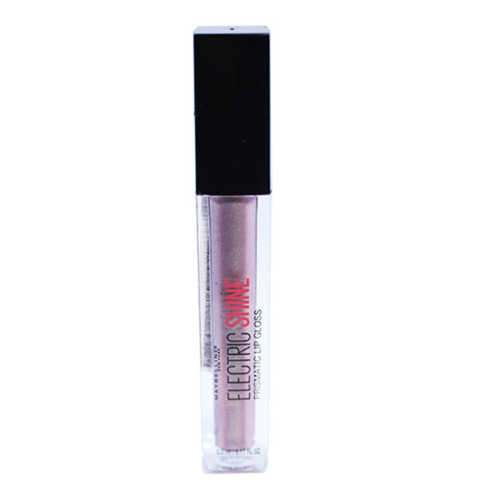 Maybelline Electric Shine Prismatic Lip Gloss Shades Assorted