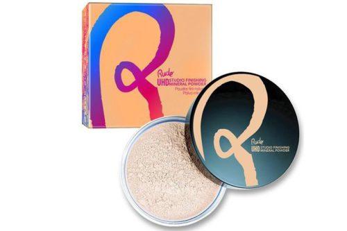 Rude Cosmetics Ultra High Definition Studio Finishing Mineral Powder (RC-87859)