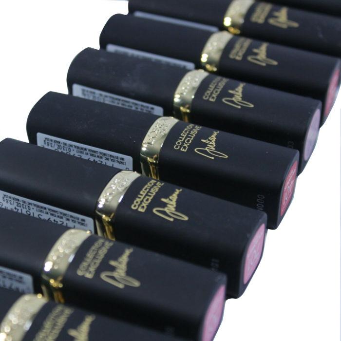 LOréal Colour Riche Collection Exclusive Lipstick Assorted