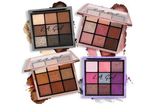 L.A. Girl Keep It Playful Eyeshadow Palette Display (GPD393)