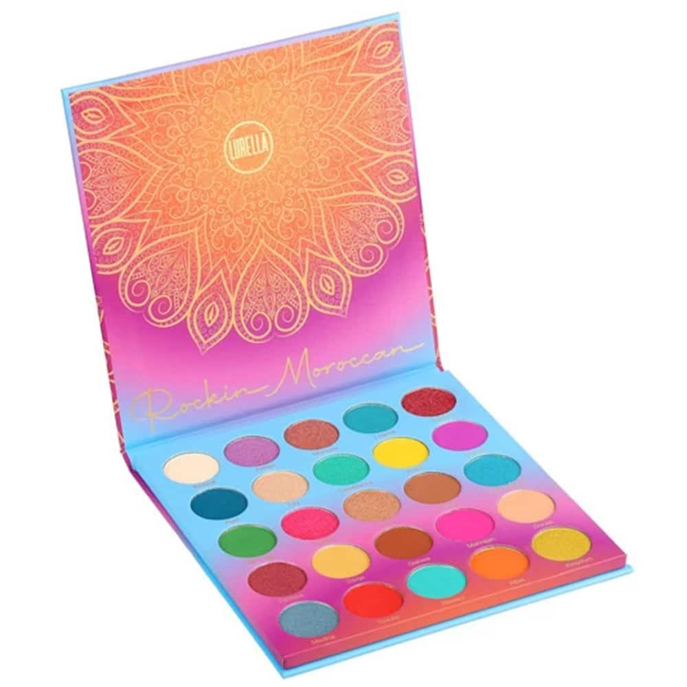 Lurella Cosmetics Rockin Moroccan Eyeshadow Palette (LRM25)