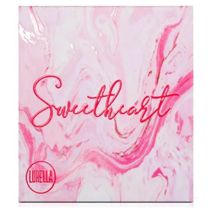 Lurella Cosmetics Sweetheart Eyeshadow Palette - 16 Colors (SV16)