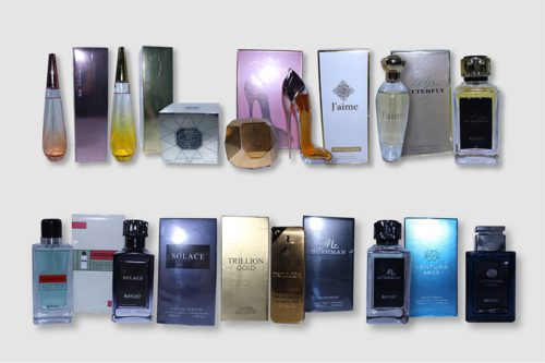 Mix Brand Fragrances For Women And Men