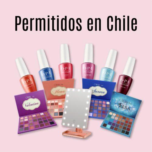 Cosméticos Al Por Mayor Permitidos en Chile