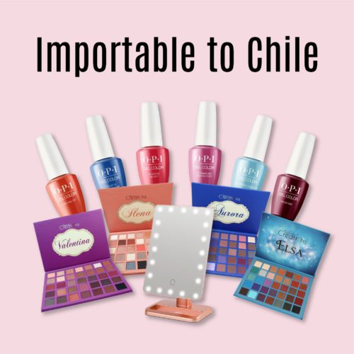 Wholesale Cosmetics Importable To Chile