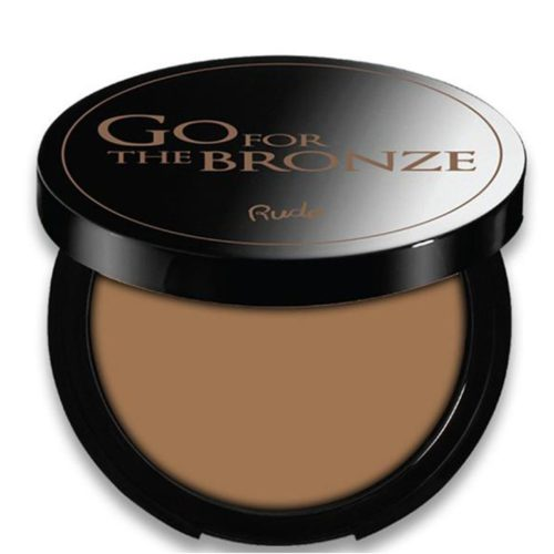 Rude Cosmetics Go to for the Bronzer Polvo Bronceador Mate