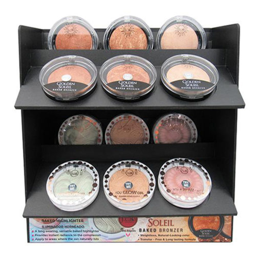J.Cat Beauty You Glow Girl Baked Highlighter Assorted Shades With Display (YGG1GBBD3-SET) (2)
