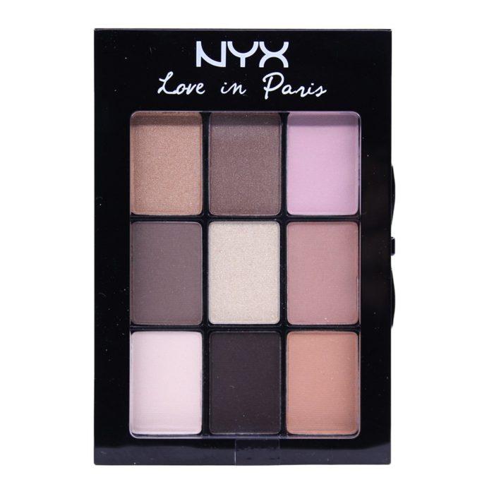 NYX Love In Paris Eyeshadow Palette