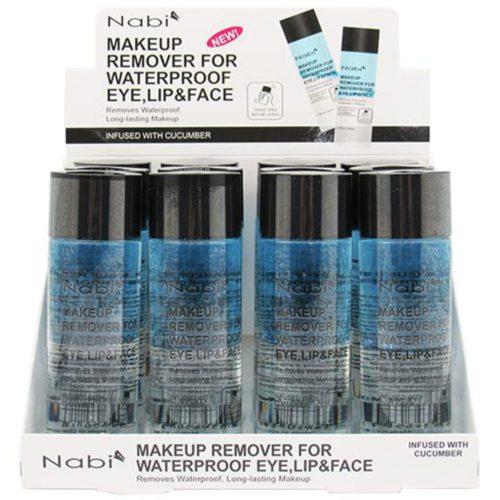 Nabi Makeup Remover For Waterproof Eye, Lip & Face Display (MR-03)